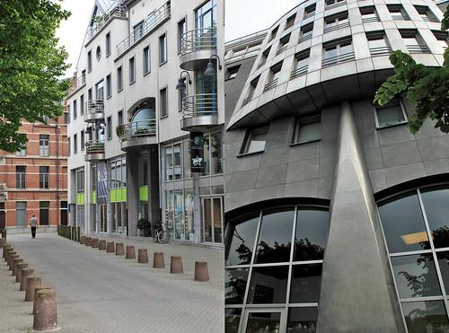 Immeubles à Anvers (Antwerpen) Belgium