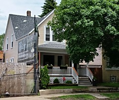 Dean O'Banion's Residence (Chicago Crime Scenes) Tags: chicago gangster gang mob crime northside mobster prohibition capone