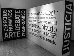 Centro Cultural de la Memoria Haroldo Conti (fabian.kopetsckny) Tags: argentina buenosaires nikon justicia esma dictadura derechoshumanos d5000 escuelademecnicadelaarmada centroculturaldelamemoriaharoldoconti espacioparalamemoriayderechoshumanos