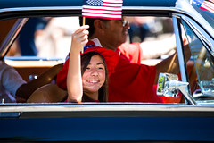 50th Annual Piedmont 4th of July Parade, Piedmont, California (Thomas Hawk) Tags: auto california usa holiday car america automobile unitedstates flag unitedstatesofamerica americanflag parade fourthofjuly eastbay july4th 4thofjuly july4 piedmont independanceday piedmont4thofjuly2015