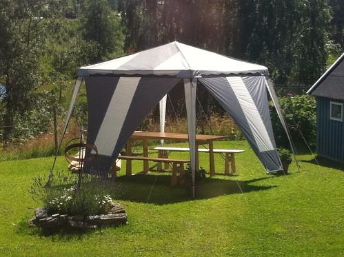 Partytält sidor Mod. Tanga / Party tent sides Mod.Tanga