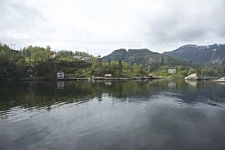 Through The Fjords