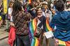 DUBLIN 2015 LGBTQ PRIDE PARADE [THE BIGGEST TO DATE] REF-105933