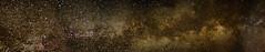 Milky Way (liard.nicolas) Tags: sky france way star photo nikon time gaz expose astro ciel plus nikkor temps rite milky bourgogne starry espace voie lacte