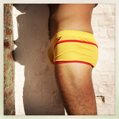IMG_5539 l 31 years old (francois f swanepoel) Tags: hairy yellow red arse briefs buttocks jockstrap l31 malebuttocks underwear undies skants booty ass buns boude stert gat
