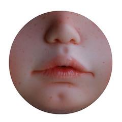 Nicole`s lips