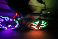 All Over The Place (ibikenz) Tags: bike bicycle night led healing ttt matariki mangere rx100 southauckland mangerebridge monkeylectric m232 monkeylight sonycybershotdscrx100 friding denisthe12speed bikeakl bikethenight