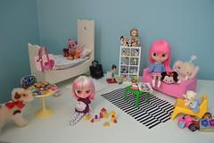 Princess Fuji's room