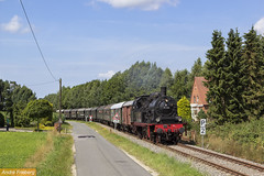 78 468 Einfahrt Westerkappeln (tsp-Photos) Tags: train steam locomotive et dampflok lokomotive lok lengerich sonderzug westerkappeln dampfzug 78468 eisenbahntradition