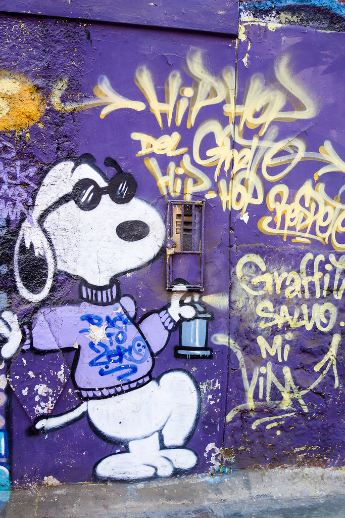 The World S Best Photos Of Snoopy And Streetart Flickr