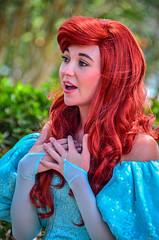 Ariel (EverythingDisney) Tags: ariel epcot princess disney disneyworld wdw waltdisneyworld thelittlemermaid princessariel