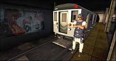 Metro (Fabian50000) Tags: sunglasses outfit fb bracelet accessories r2a bravura bodyfactory bffashion