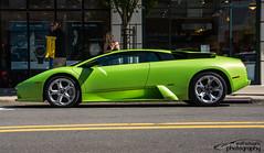 Lamborghini Murcielago (scott597) Tags: ranch columbus ohio verde green for town rally center ithaca lamborghini easton murcielago 2015