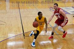 Men's Basketball 2016 - 2017 (Knox College) Tags: knoxcollege prairiefire men college basketball monmouth athletics sports indoor team basketballmen201736288