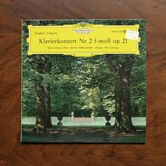 Chopin - Piano Concerto No.2 op.21 - Stefan Askenase Piano, Berliner Phil., Fritz Lehmann, DGG LPE 17 174, 10 inch, 1966 (Piano Piano!) Tags: lprecordalbumcoverartsleeve12inch vynilvinyl chopinpianoconcertono2op21stefanaskenasepiano berlinerphil fritzlehmann dgglpe17174 10inch 1966