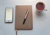 a brand new day (=Mirjam=) Tags: nikond750 52weeksof2017 still life pen notebook tea cup januari 2017