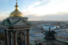 Saint-Petersbourg - Cathédrale Saitn Isaac (Philippe Maraud) Tags: saintptersbourg russie