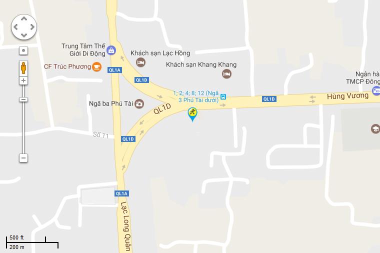 Khai trương siêu thị Điện máy XANH Hùng Vương, Bình Định