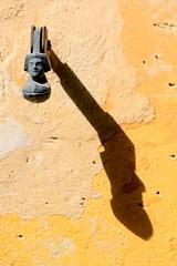 old, long shadow (daniel.virella) Tags: shadow africa westafrica gorée illedegorée senegal unesco unescoworldheritagesite picmonkey