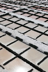 _1010224 (bl!kopener) Tags: spain canaryislands lapalma panasonic lumix dmcfz1000 dmc fz1000 2x3 2016 salt lines fuencaliente salinas evaporation pond pattern grid