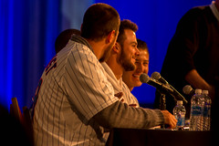 2017 Cubs Convention (The World Famous Andrew of the Jungle) Tags: baseball chicago illinois cubs convention mlb sheraton fan winter january 2017 all star infield jim deshaies addison russell ben zobrist kris bryant anthony rizzo