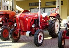 Porsche Super Diesel (samestorici) Tags: trattoredepoca oldtimertraktor tractorvintage tracteurantique trattoristorici oldtractor