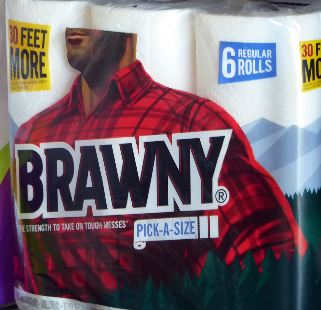 research on brawny paper towels Brawny paper towels  brawny® pick-a-size® paper towels, 2-ply, white, 87 sheets/roll, 24 large rolls/carton (44133) item : 1798858 /.