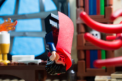 Cloak trouble (365:366) (Lost Star) Tags: 366the2016edition 3662016 day365366 30dec16 lego drstrange