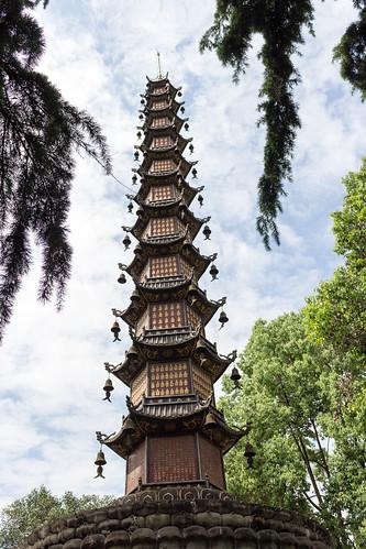Wenshu Monastery, Chengdu