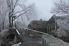 Winter in Giethoorn (NLHank) Tags: giethoorn hollands venetië dutch venice north winter holland netherlands nlhank canon eos 7d eos7d