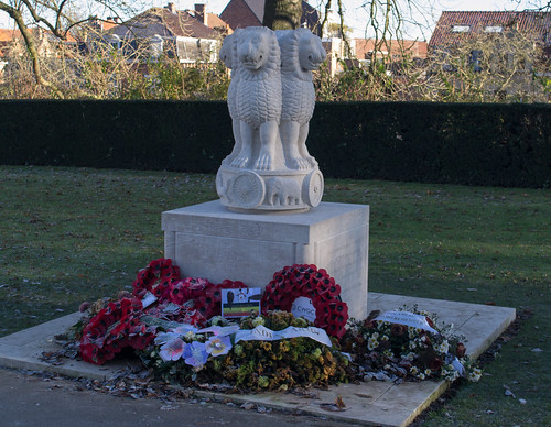 Belgium Ypres Menin gate (#0282)