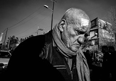 Portrait (Saman A. Ali) Tags: street streetphotography stphotografia streetlife blackwhite blackandwhite bw people portrait documentary dailylife outdoor monochrome man