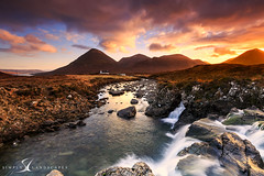 Allt Dearg Sunrise- Isle of Skye- (simply-landscapes.co.uk) Tags: alltdearg glamaig landscape art blue isleofskye isleofskyephotography isleofskyesunrise landscapephotographer leau loch marsco mountains orange outdoors rocks scotland sealoch skye sligachan sligachanhotel sligachanhouse sligachansunrise sligachanwaterfall sunrise uk visitscotlandclouds water waterfall ngc
