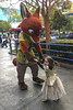 Foxy Dancer (evaxebra) Tags: disney disneyland california adventure theme park amusement