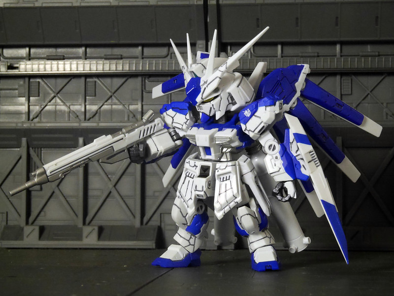 [NXEDGE STYLE] Hi-ν Gundam