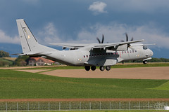 Casa C-295 Finnish Air Force (Spotterforlife) Tags: schweiz switzerland ch payerne waadt lsmp air14