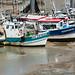 Port de  pêche, Bourcefranc-le-Chapus