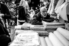 Angry Man (㋡ Aziz) Tags: street new travel portrait bw photography like fave fujifilm candit xpro1
