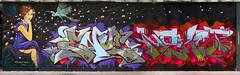 Amanda Lynn, Enue, Nekst (by Steel) (funkandjazz) Tags: sanfrancisco california graffiti steel characters msk fc cod amandalynn nekst enue