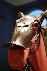 Shaffron (THoog) Tags: massachusetts armor armour worcester armatura armadura armure rstung higginsarmory worcesterartmuseum thoog