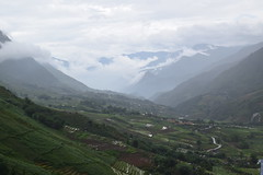 Valle de sapa (dreamtwister82) Tags: terraced asia vietnam field rice sapa arrozales paisajes campos arroz valley nikon d5300