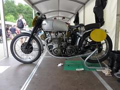 Triumph Grand Prix 1949 500cc OHV (Michel 67) Tags: classic vintage motorbike antigua antiguas moto motorcycle ancienne motocicleta motorrad vecchia motocicletta motocyclette clasica vecchie clasicas motociclette motociclete classik motocyklar motocicletti