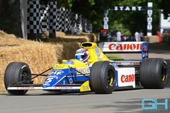 Williams FW13B Goodwood Festival of Speed 2015 GH5_9790 (Gary Harman) Tags: cars car festival speed nikon williams d hill engine racing pro gary gw fos goodwood gh harman autosport 2015 gh4 gh5 gh6 fw13b garyharman
