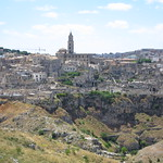"View of Matera from the North <a style=""margin-left:10px; font-size:0.8em;"" href=""http://www.flickr.com/photos/14315427@N00/19353877681/"" target=""_blank"">@flickr</a>"