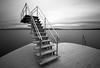 Stupetårnet (Хоргмо) Tags: longexposure lake water norway norge hamar mjøsa innsjø divingtower stupetårn hoyandx400 hoyablackglass