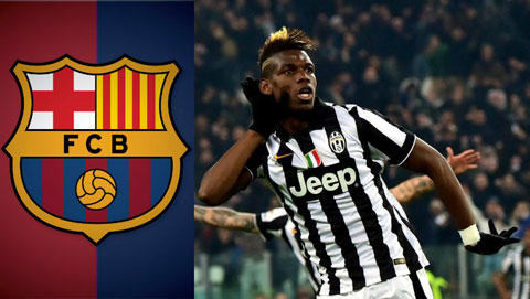 Tin giờ chót 1/7: Barca kí hợp đồng với Pogba trong hôm nay