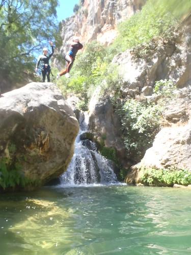 Vive la aventura en Cazorla