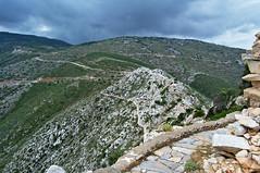 The path to Paleokastro - Ios - Greece (xosediego) Tags: travel landscape nikon path greece 1855mm nikkor greekislands ios dx darktable d3100