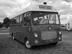 Ackworth Steam and Vintage Rally: dubious history (Camperman64) Tags: bus vintage bedford rally steam gathering dubious metropolitanpolice minersstrike ackworth 198485