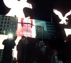 Times Square 174 (stevensiegel260) Tags: newyork billboard reflection mirror timessquare